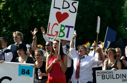 mormons building bridges  gay lds movement